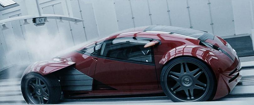 КиноТеатр: будущее где-то рядом. Автомобили икосмические корабли Lexus вкино. Концепт-кар Lexus 2054 EV