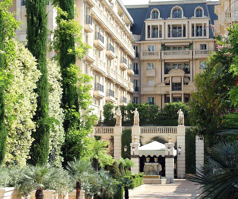 Идея наканикулы: Hotel Metropole Monte-Carlo— позаконам бибопа