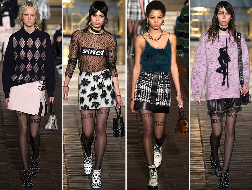 Самые яркие моменты New York Fashion Week 2016: Alexander Wang