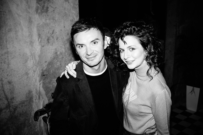 Евгений Заболотный и Юлия Прудько