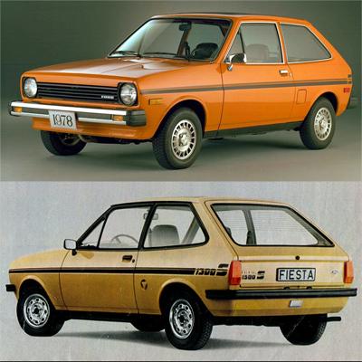 Семь главных машин легендарного автомобильного дизайнера Тома Тьярда. 1972— Ford Fiesta