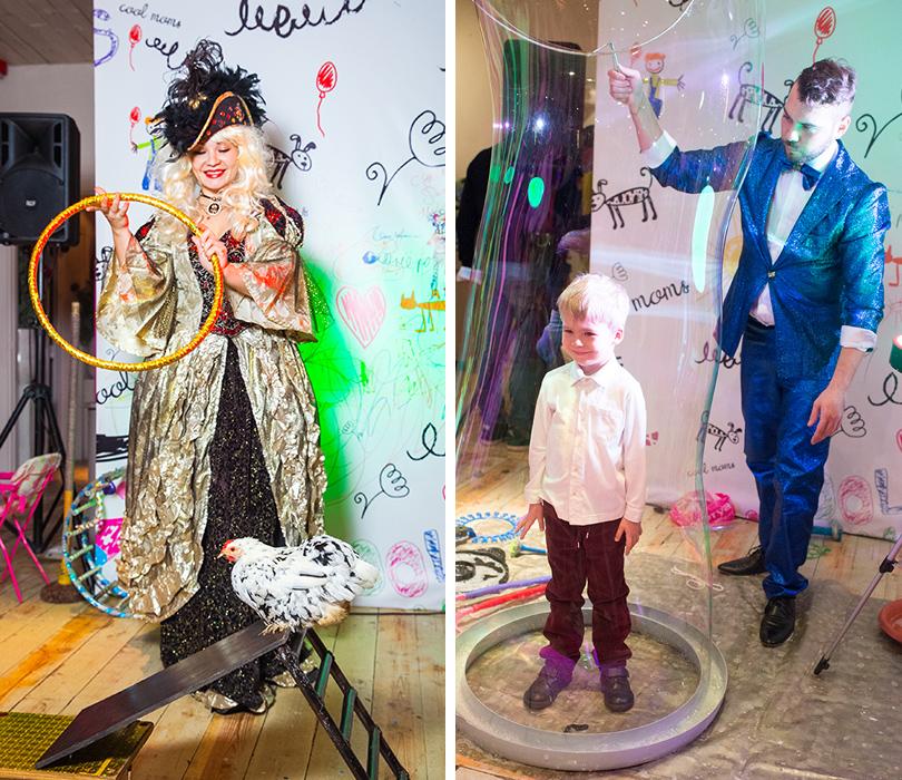 Posta Kids Club: Анастасия Задорина подарила сыну праздник