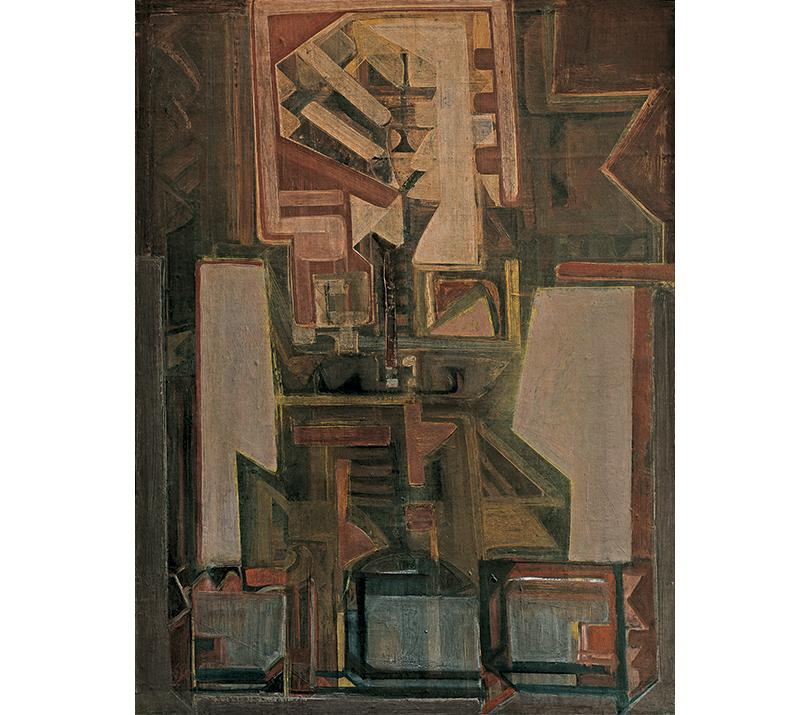«Вертограды Михаила Шварцмана». Михаил Шварцман. «Семя», 1988 г.