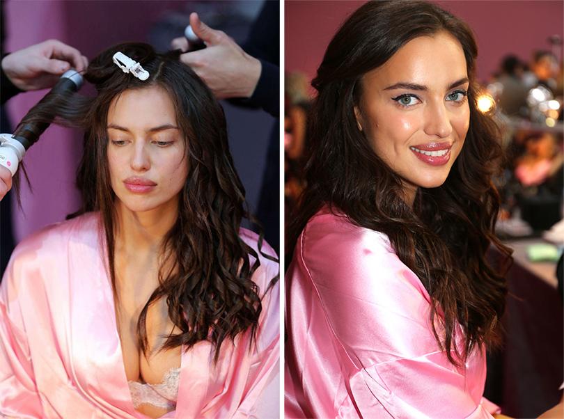 Уроки красоты сЕвгенией Ленц: реальноли сделать макияж иукладку как умоделей Victoria's Secret?