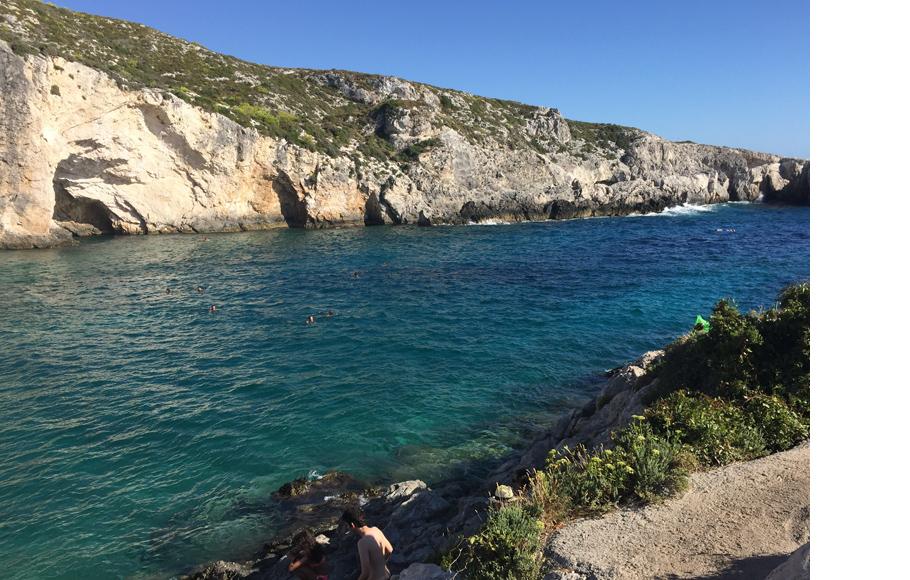 Греческий Porto Limnionas Beach