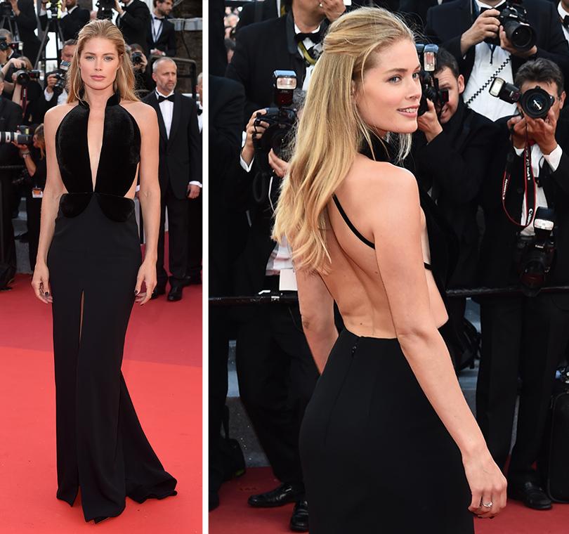 Cannes 2016: самые яркие звездные образы на церемонии открытия кинофестиваля. Даутцен Крез вBrandon Maxwell
