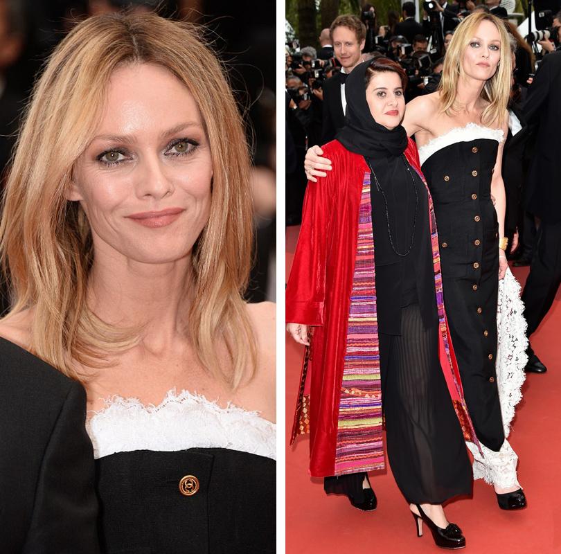 Cannes 2016: гости церемонии закрытия и победители 69-го Каннского кинофестиваля. Ванесса Паради и Катаюн Шахаби