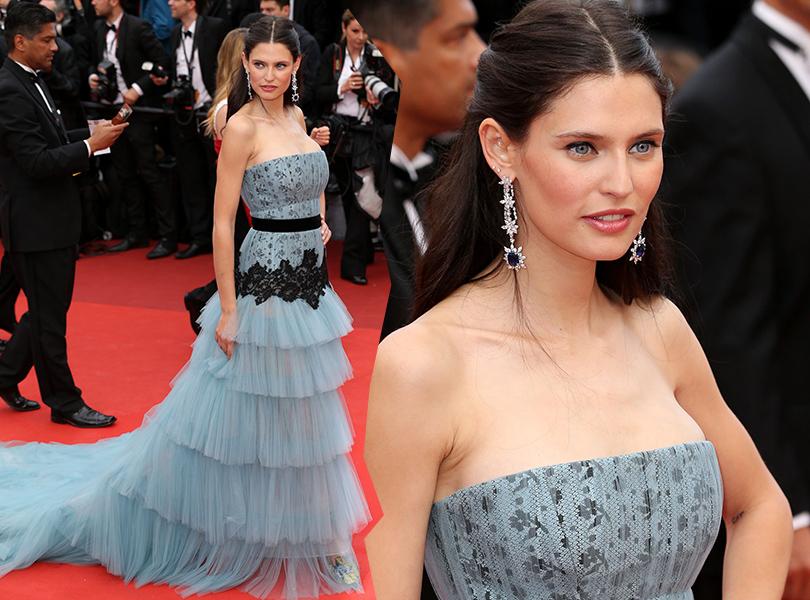 Уроки красоты с Евгенией Ленц: как повторить звездные образы гостей Каннского кинофестиваля? Бьянка Балти