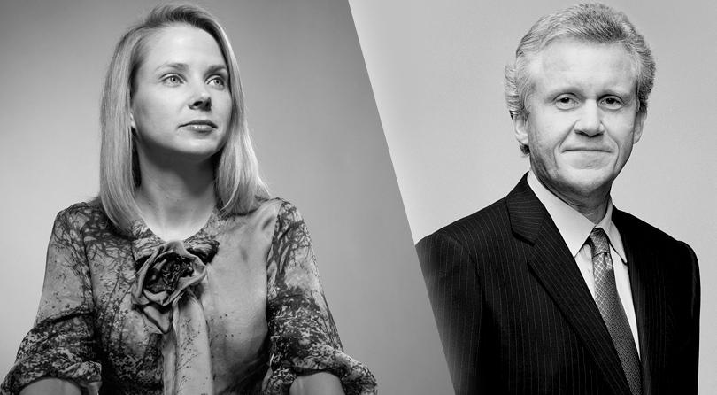 Business & Lifestyle: как организуют свой день успешные люди? Марисса Майер и Джеффри Иммельт