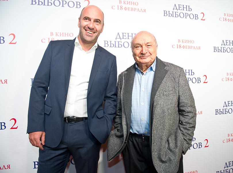 Ростислав Хаит и Михаил Жванецкий