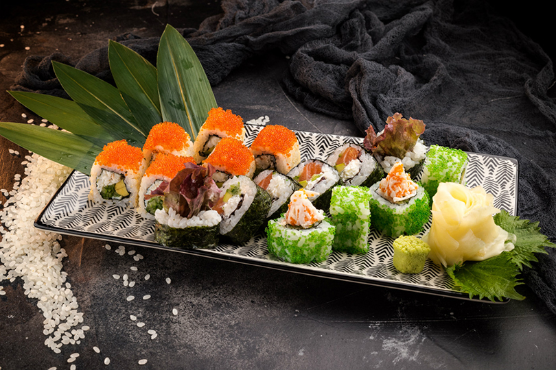 НаПатриарших прудах открылся Sushi bySeiji— второй ресторан мастера японской кухни Сейджи Кусано