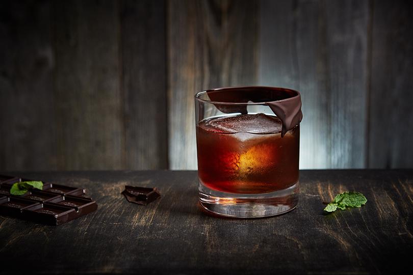 «Духless Bar»: коктейль «Бойцовский клуб»