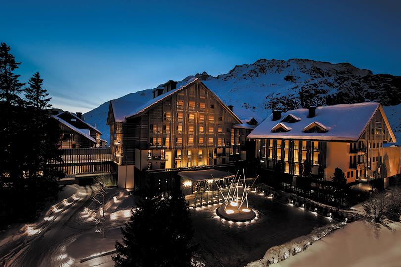 Идея наканикулы: Пасха вевропейских отелях. Андерматт, Швейцария: отель The Chedi Andermatt