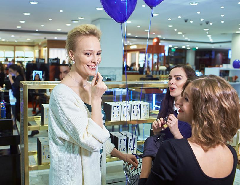 Beauty Shopping: Vogue Fashion's Night Out задала настроение новому модному сезону