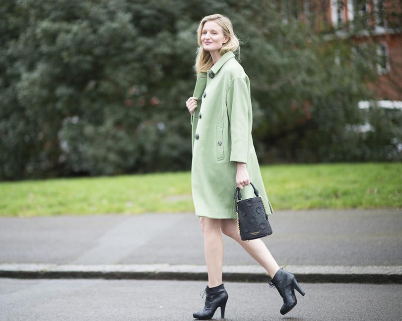 Австралийский модный блогер Кэндис Лейк