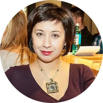 Гюльнара Ананьева, шеф-редактор