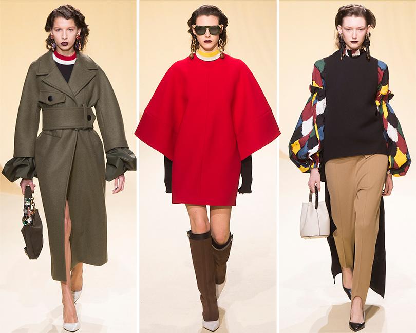 Избранные показы на Неделе моды в Милане 2016: Marni