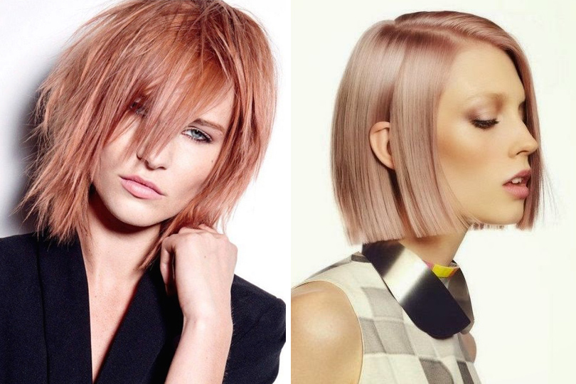 Hair & Style: добавим цвета! Окрашивание «розе»