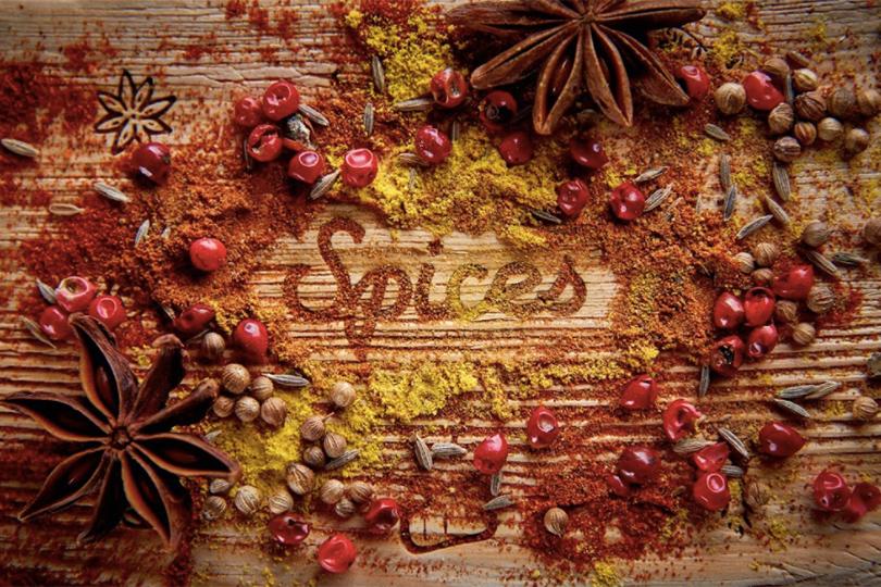 Гастротренд: еда навынос вресторанных лавках. Spices