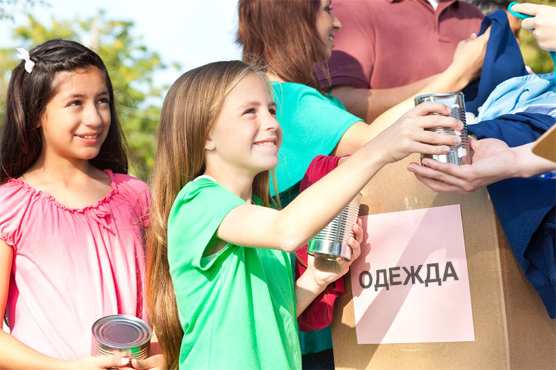 Posta Kids Club: как приучить ребенка кблаготворительности?