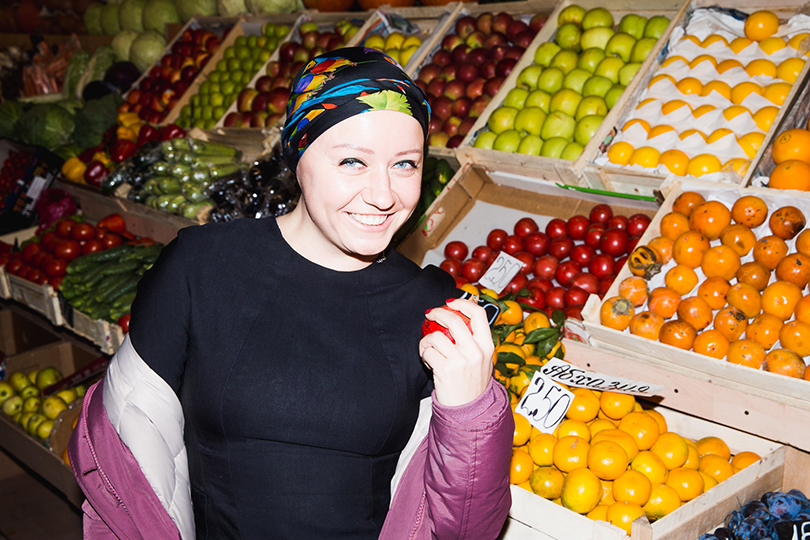 Светская хроника: The Singleton Night Market наУсачевском рынке. Лена Бессонова