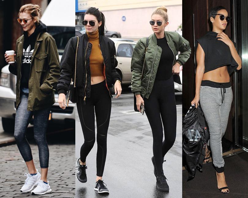 Trend Alert: мода наутилитарность. Почему красоте мыпредпочитаем практичность? Карли Клосс, Кендалл Дженнер иДжиджи Хадид, Рианна
