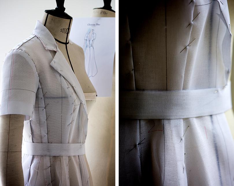 Savoir-Faire: как создают платья звезд для Каннского фестиваля? Кирстен Данст