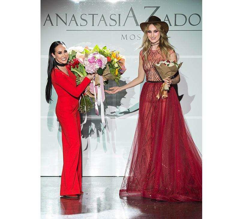 Style Notes: Анастасия Задорина представила коллекцию осень-зима 2016/17