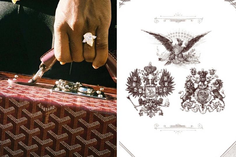Красивая жизнь образца 1917года: люксовые марки наслужбе русской аристократии. Goyard