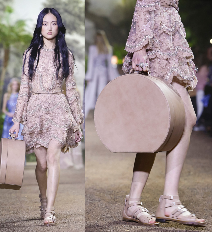 Показ Elie Saab на Неделе высокой моды в Париже