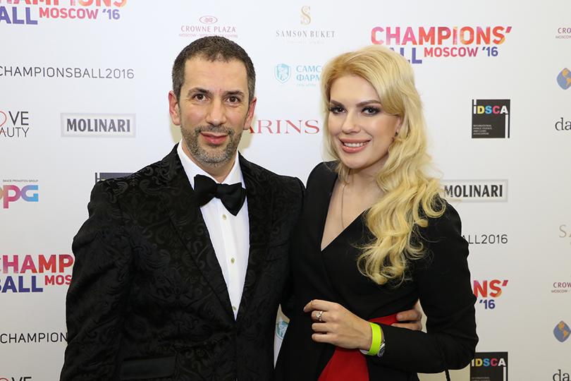 Алексей Миндель и Екатерина Гусева