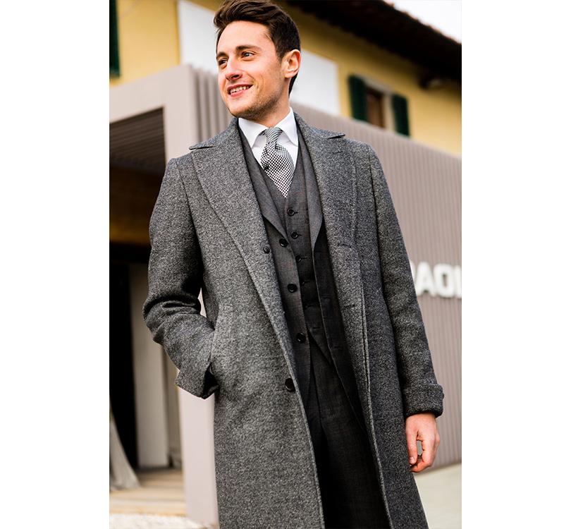 Men in Style: уличная мода на выставке Pitti Uomo. Блогер Алекс Пироунис