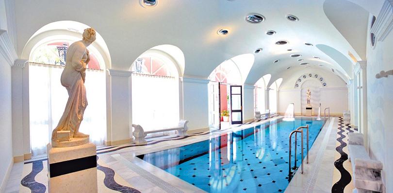 Health & Beauty с Еленой Темиргалиевой: 5 спа-курортов, которые стоит посетить в этом сезоне. Villa Padierna, Испания, Марбелья