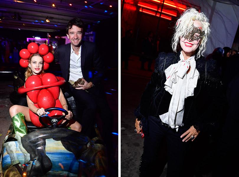 Эксклюзивный репортаж сблаготворительной ярмарки Fabulous Fund Fair вНью-Йорке. Наталья Водянова и Антуан Арно. Эллен фон Унверт
