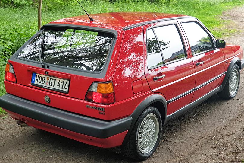 Volkswagen Golf 2 GTI 16V