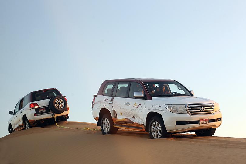 Идея на каникулы: 10 причин поехать в Абу-Даби весной.  Поездка в «Деревню арабских ночей»