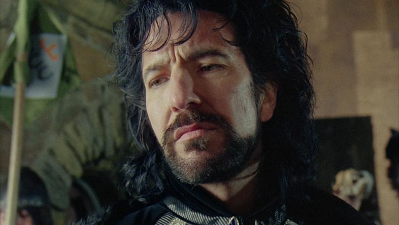 Алан Рикман — выдающийся злодей с большим сердцем. Шериф Ноттингемского в «Робине Гуде: принце воров