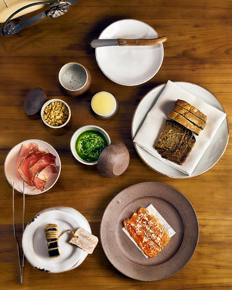 Хороший вкус: лучшие рестораны Бангкока. Часть2: Sühring