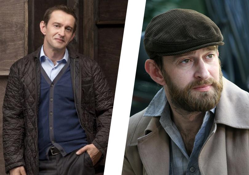 Men in Style: борода и люди. Константин Хабенский