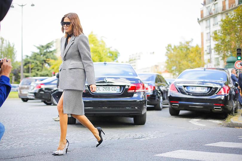 Style Notes: интерпретации Фиби Фило — показ Céline в Париже. Кристина Сентенера перед показом