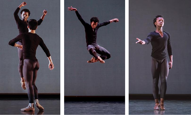 Балет: гид пофестивалю современной хореографии «Context. Диана Вишнёва». Национальная школа балета Канады, Come In