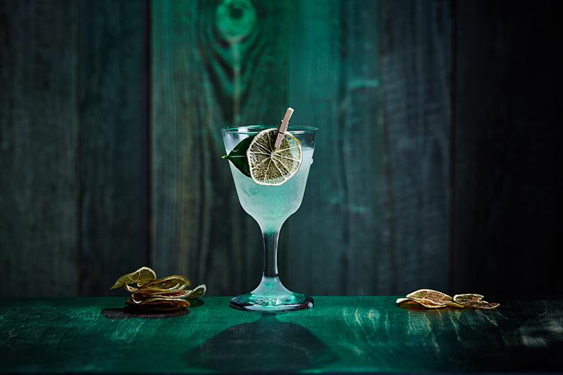 «Духless Bar»: коктейль «Долгое прощание»
