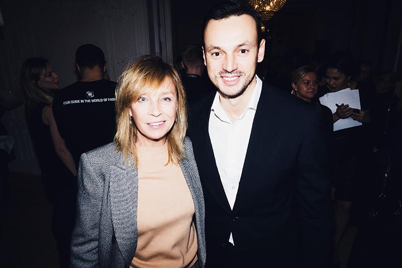 Алена Долецкая и  Евгений Демин