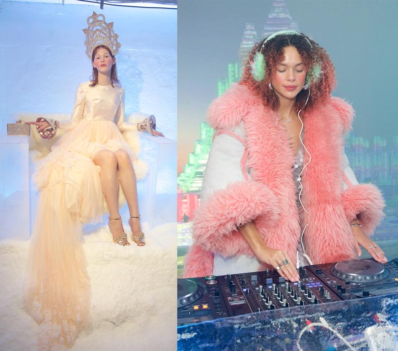 Style Notes: чем запомнился Лондон? Самые яркие моменты London Fashion Week. Sophia Webster