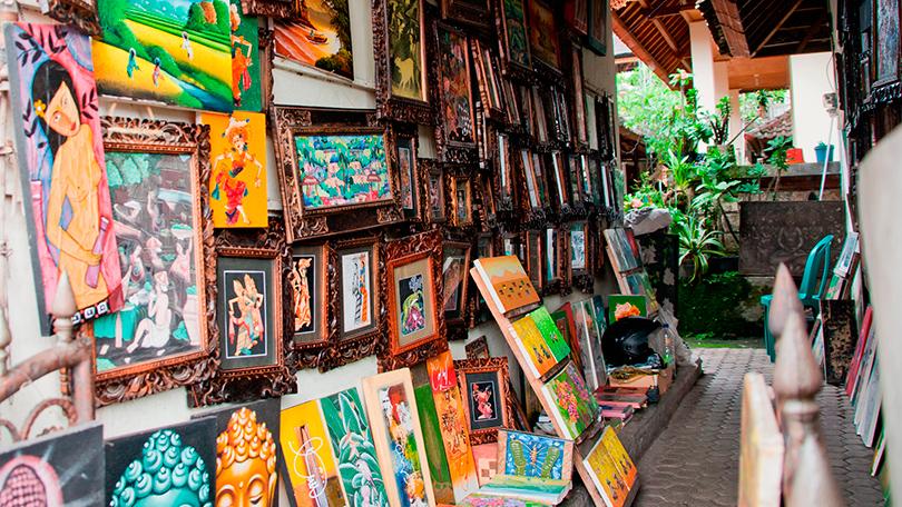 Отдыхаем на новых виллах Four Seasons Resort Bali: Арт-деревни Убуд