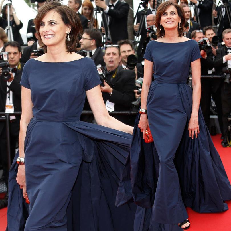 Style Notes: французский подход. Как выделиться на красной ковровой дорожке — и не только? 2015г.