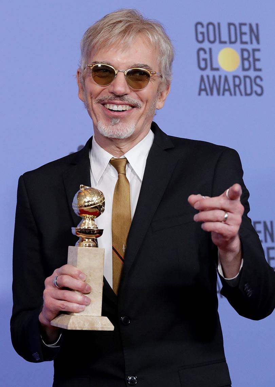 КиноТеатр: «Ла-Ла Лэнд» идругие победители «Золотого глобуса». Билли Боб Торнтон