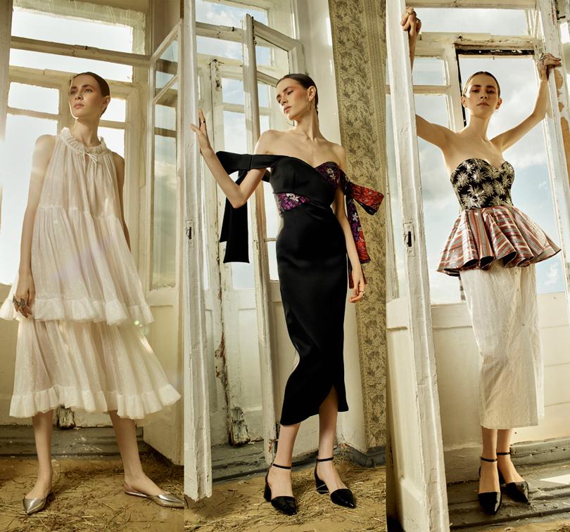 Style Notes: как выбрать платье на выпускной? 8 модных идей от российских дизайнеров: модный бунт, Masterpeace