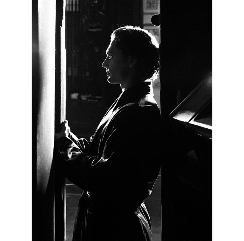 Балет: эксклюзивное интервью ифотосессия спремьером Михайловского театра Иваном Васильевым. НаИване: шелковый халат Ermengildo Zegna