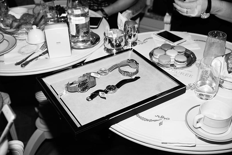 Закрытый бизнес-завтрак женского клуба IWC